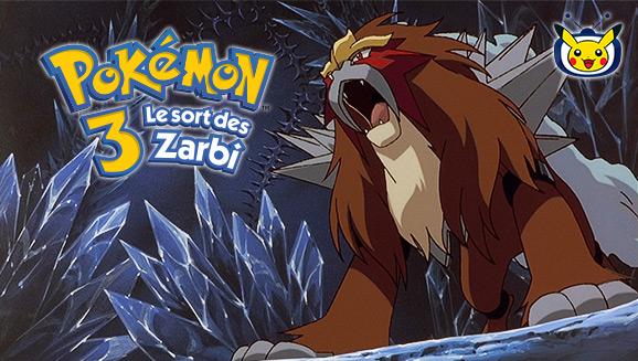 <em>Pokémon 3 : Le sort des Zarbi</em> arrive sur <em>TV Pokémon</em>