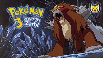 Pokémon 3 : Le sort des Zarbi arrive sur TV Pokémon