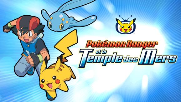 Rejoignez l'aventure Pokémon Ranger sur <em>TV Pokémon</em>