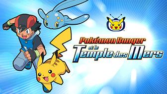 Rejoignez l'aventure Pokémon Ranger sur TV Pokémon