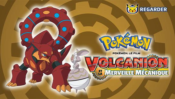 Volcanion à toute vapeur sur TV Pokémon