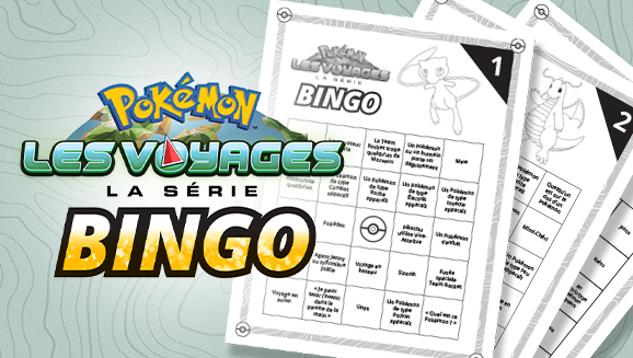 Bingo ! Amusez-vous en regardant La série : Pokémon, les voyages sur Netflix