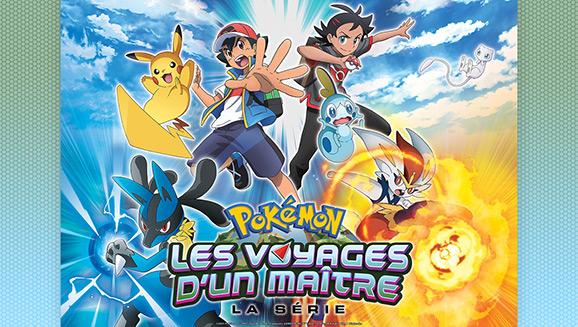 Pokémon, les voyages d'un Maître débute cet été
