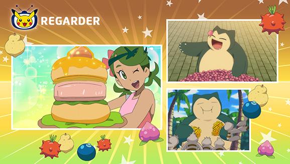 Place au festin avec Pokémon, la série sur TV Pokémon