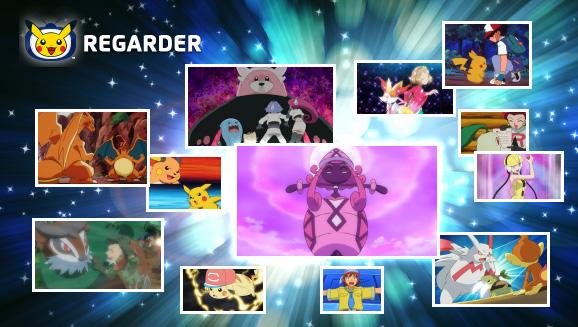 Regardez des épisodes mémorables sur TV Pokémon
