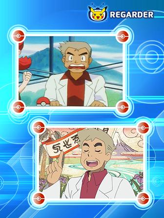 TV Pokémon : le poète Pokémon