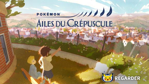 Dès aujourd'hui, regardez l'épisode 6 de Pokémon : Ailes du crépuscule