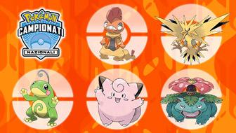 Uno sguardo ai prossimi Campionati Nazionali di Videogiochi Pokémon