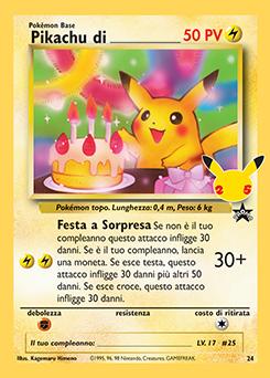 Pikachu di_____