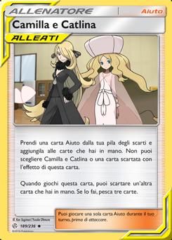 Camilla e Catlina