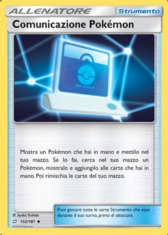 Comunicazione Pokémon