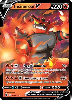 Incineroar-V