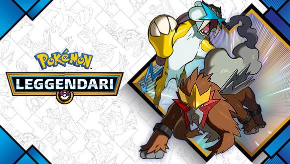 Ottieni un Pokémon leggendario ad aprile!