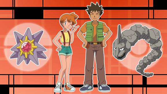 Allenatori sotto i riflettori: Brock e Misty