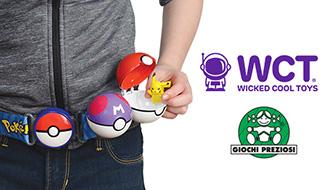 Diventa un vero Allenatore con i giocattoli Poké Ball