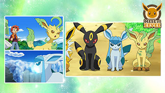 Il mese di Eevee continua su TV Pokémon