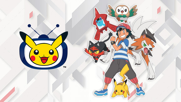 App TV Pokémon per dispositivi mobili