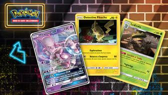Svelate altre carte dell'espansione Detective Pikachu del GCC Pokémon