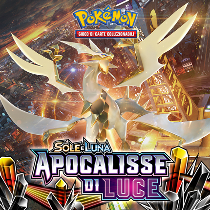 UltraNecrozma irrompe nel GCC Pokémon