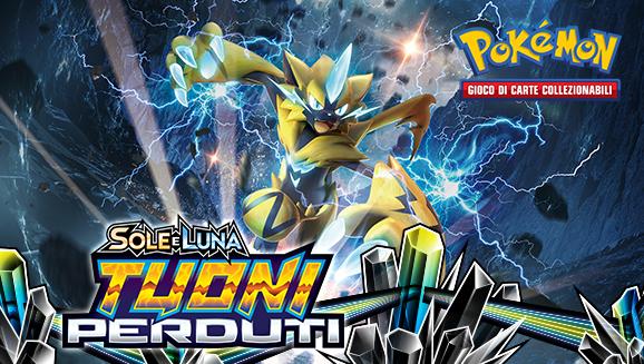 Dispiega la potenza dei tuoni nel GCC Pokémon