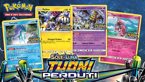 Gioca d'anticipo con gli eventi prerelease dell'espansione <em>Sole e Luna - Tuoni Perduti</em>!