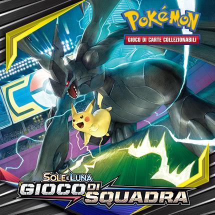 Potenti Pokémon fanno squadra nel GCC Pokémon