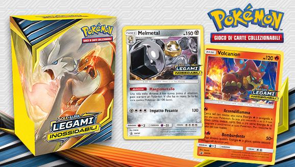 Entra subito in azione con i kit Sfida Strategica del GCC Pokémon