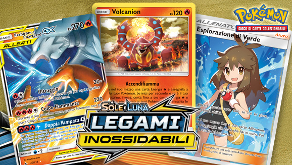 Consigli per un mazzo incentrato su Reshiram e Charizard-GX dell'espansione Sole e Luna - Legami Inossidabili