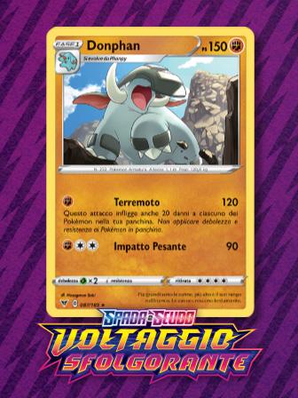 Strategie del GCC Pokémon con Donphan