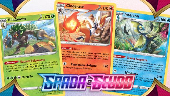 I Pokémon di Galar si preparano a entrare in azione nel GCC Pokémon