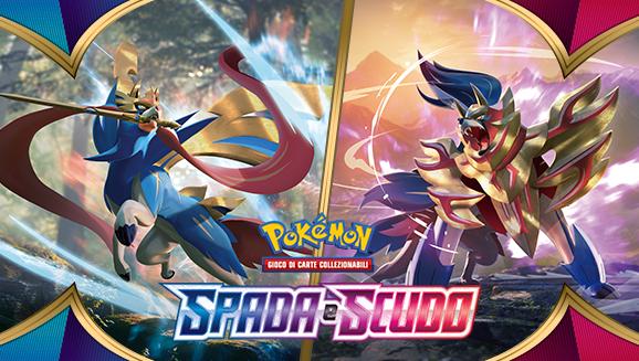 Preparati alla lotta con Spada e Scudo del GCC Pokémon