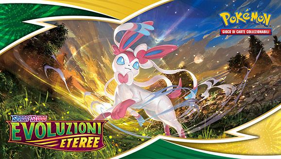 Spicca il volo con Spada e Scudo - Evoluzioni Eteree del GCC Pokémon
