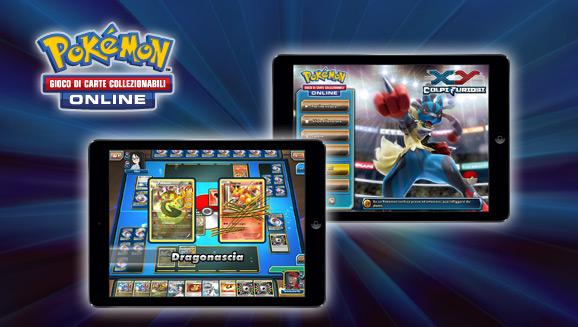 GCC Pokémon Online