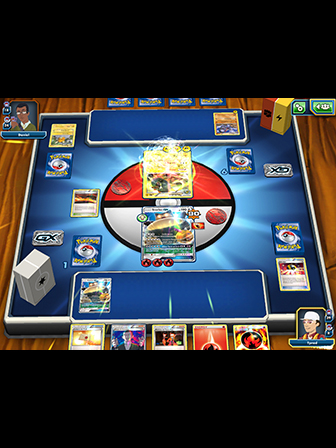 Gioca al GCC Pokémon Online!