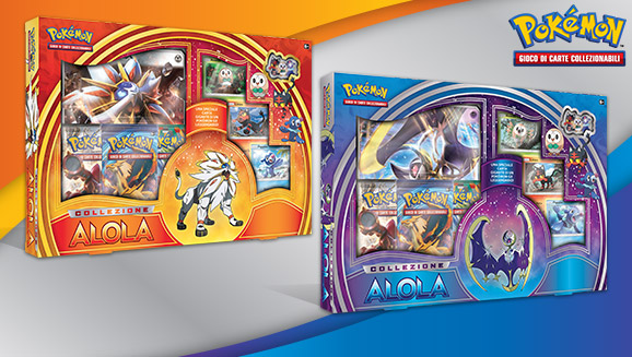 Collezione Alola del GCC Pokémon