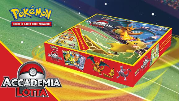Accademia Lotta del Gioco di Carte Collezionabili Pokémon