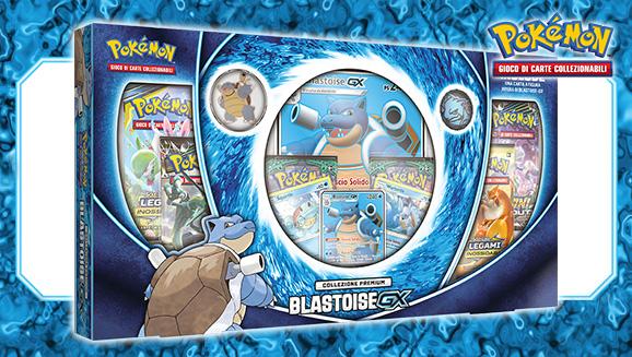 Collezione premium Blastoise-<em>GX</em>
