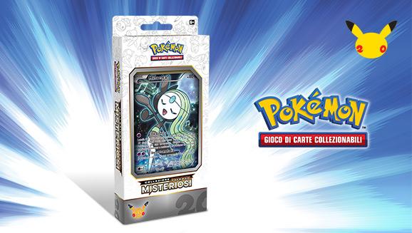 Collezione Pokémon misteriosi - Meloetta del GCC Pokémon