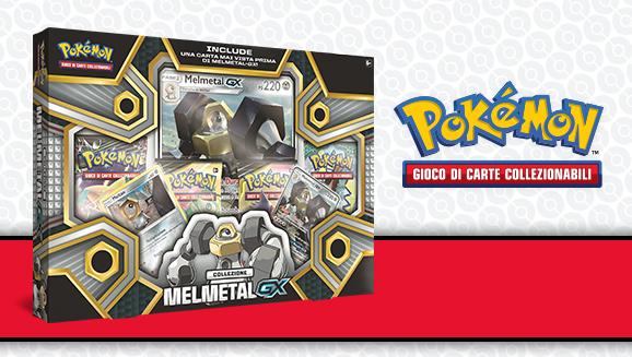 Collezione Melmetal-<em>GX</em>