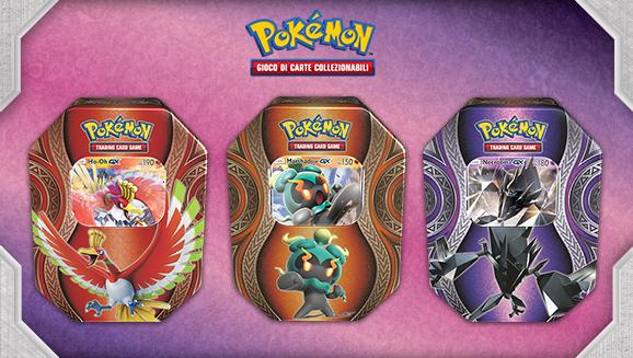 Scatola da collezione Poteri Misteriosi del GCC Pokémon