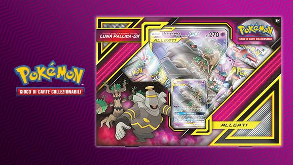 Collezione Luna Pallida-<em>GX</em>