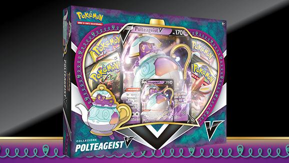 Collezione Polteageist-V