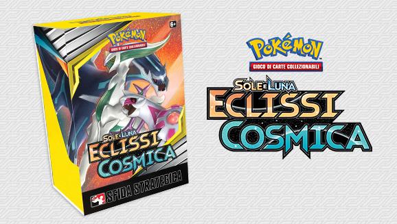 Kit Sfida Strategica dell'espansione <em>Sole e Luna - Eclissi Cosmica</em>