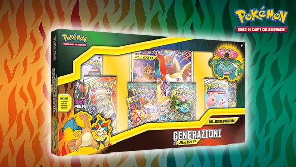 I Pokémon iniziali formano potenti squadre di ALLEATI