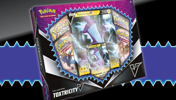 Collezione Toxtricity-V