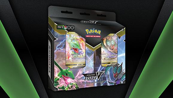 Rayquaza contro Noivern nel GCC Pokémon