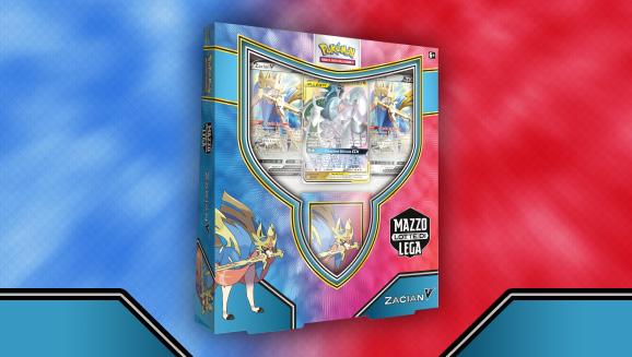 Mazzo Lotte di Lega Zacian-V