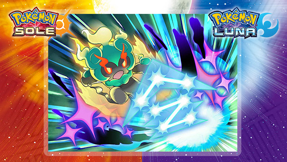 Marshadow fa la sua comparsa in <em>Pokémon Sole</em> e <em>Pokémon Luna</em>!