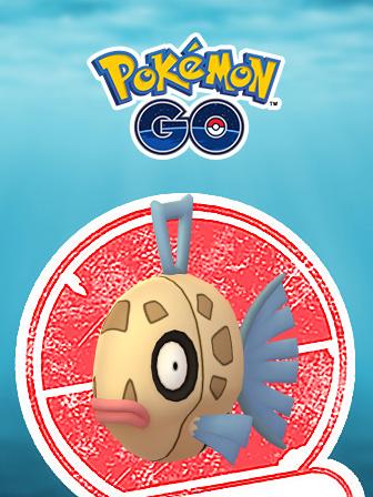 Tuffati in Pokémon GO con Feebas!