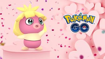 Con il San Valentino di Pokémon GO sarà amore a prima vista